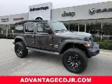 Photo 2020 Jeep Wrangler Unlimited Sport