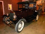 Photo 1927 Ford Model T 2dr coupe 2 passenger