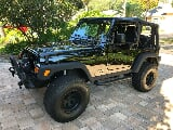 Photo 2005 Jeep Wrangler TJ Sport Black