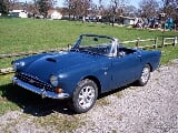 Photo 1964 Sunbeam Tiger Mark 1