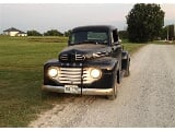 Photo 1950 Ford 1/2 Ton Pickup