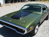 Photo 1971 Plymouth Road Runner Base 383HP Restored