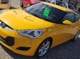 Photo 2013 Hyundai Veloster Base, 26.2 Yellow in...