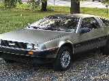 Photo 1981 DeLorean DMC 8262 original miles