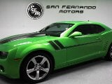 Photo 2011 Chevrolet Camaro 2dr Cpe RS