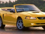 Photo 1999 Ford Mustang 2dr Convertible