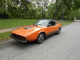 Photo 1974 Saab Sonett