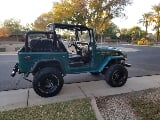 Photo 1974 Toyota Land Cruiser FJ40