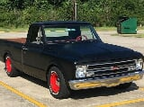 Photo 1967 Chevrolet C-10 - Short Bed