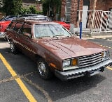 Photo 1980 ford pinto 2 dr. Wagon