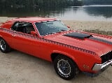 Photo 1970 Mercury Cougar M-code Eliminator