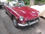 Photo 1972 mg mgb
