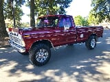 Photo 1974 Ford F-250 4X4 Custom