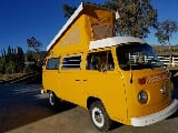 Photo 1976 volkswagen bus/vanagon camper