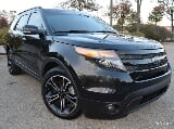 Photo 2014 Ford Explorer 4WD SPORT-EDITION Sport...