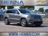 Photo 2012 Jeep Grand Cherokee SRT8, Mineral Gray...