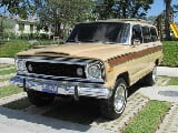 Photo 1977 Jeep Wagoneer