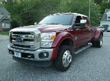 Photo 2016 Ford F-450 Super Duty Lariat 4x4 Lariat...