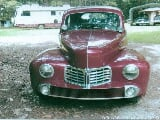 Photo 1947 Lincoln Deluxe Coupe