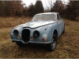 Photo 1962 Jaguar Mk2