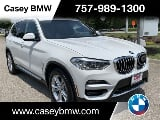 Photo 2020 BMW X3 xDrive30i, Alpine White in Newport...