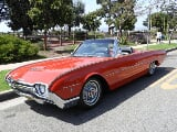 Photo 1962 Ford Thunderbird Sports Roadster Tribute...
