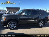 Photo Used 2011 Chevrolet Tahoe 4WD LTZ Great Falls,...