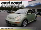 Photo 2007 Volkswagen New Beetle Convertible With...