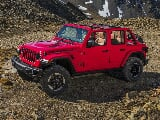 Photo 2020 Jeep Wrangler Unlimited Sahara