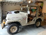 Photo 1960 Jeep Willys