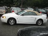 Photo 2003 Ford Mustang 2DR Coupe Convertible