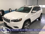 Photo 2019 Jeep Cherokee Limited, White in Stoughton,...
