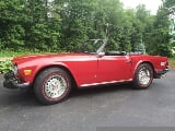 Photo 1974 Triumph TR6