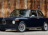Photo 1974 BMW 2002 Coupe Tastefully Modified