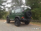 Photo 1997 Land Rover Defender Wagon