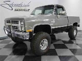 Photo For Sale: 1987 Chevrolet K-10 in Concord, North...