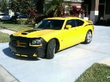 Photo 2007 Dodge Charger SRT 8-Charger Superbee-...