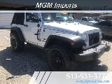 Photo 2010 Jeep Wrangler Sport, Bright Silver...