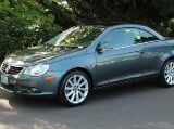 Photo 2007 volkswagen eos 2 door convertible