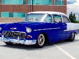 Photo 1955 Chevrolet Bel Air 150.210 Coupe