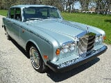 Photo 1973 Rolls-Royce Silver Shadow - 4 door sedan