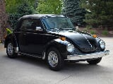 Photo 1979 Volkswagen Super Beetle Convertible