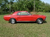 Photo 1968 Ford Mustang C Code Coupe