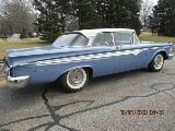 Photo 1959 Edsel Sedan