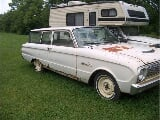 Photo 1962 Ford Falcon
