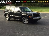 Photo 2008 Jeep Patriot FWD 4dr Limited