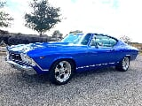 Photo 1968 Chevrolet Chevelle LS Powered