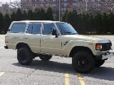 Photo 1987 Toyota Land FJ60 4.2L Cruiser