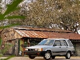 Photo 1986 Toyota Tercel SR5 AWD 4dr Wagon