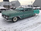 Photo 1959 oldsmobile 98 flat top 4dht